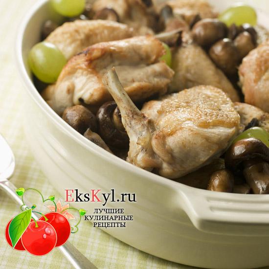 Рецепт фрикасе-из-курицы