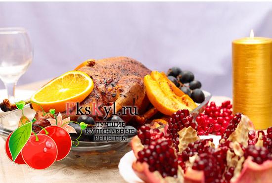 Рецепт курицы-карри