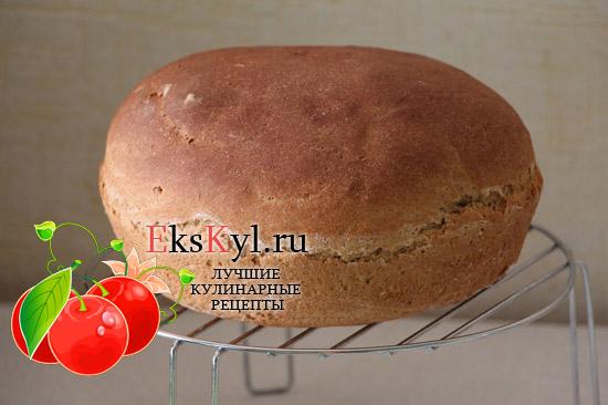 Рецепт хлеба-на-кефире