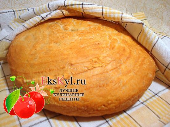 Рецепт хлеба-в-духовке