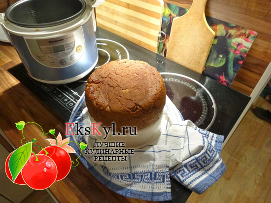 Рецепт хлеба-в-мультиварке