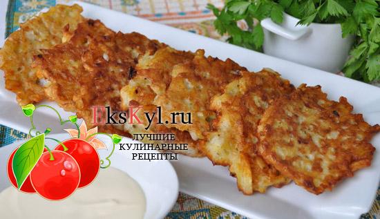 рецепт картофеля дофине