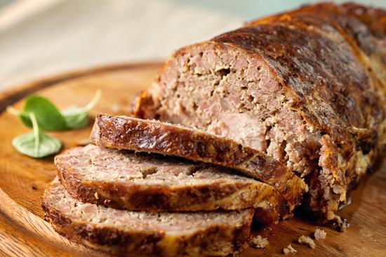 Рецепт мясного-рулета