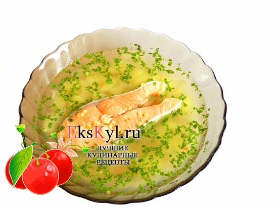 Рецепт рыбного-супа из трески