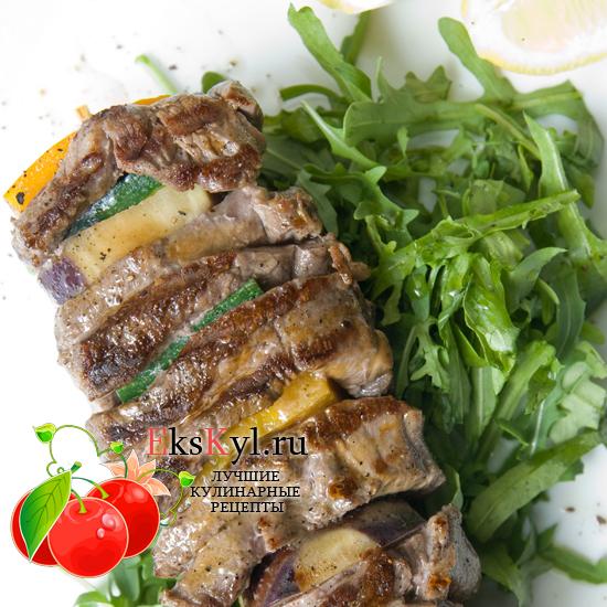 Рецепт шашлыка-из-мяса