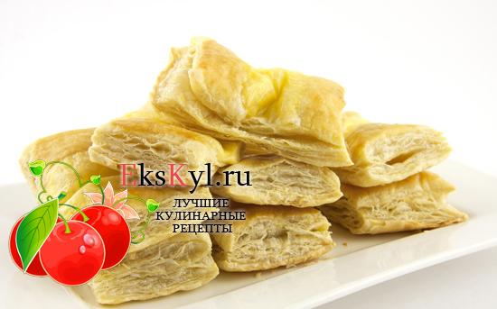 Рецепт слоеного-пирога-с-курицей