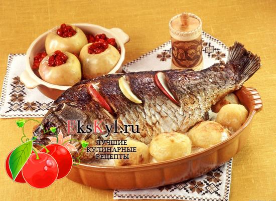 рецепт рыбы фиш