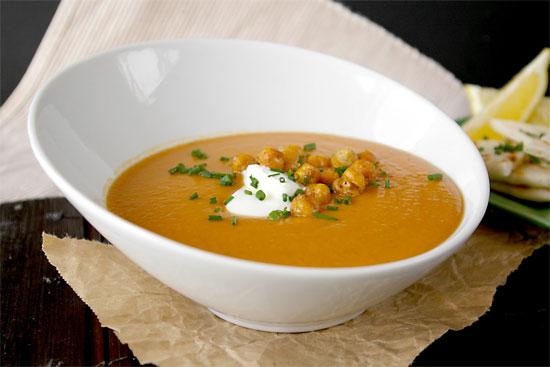 Суп из чечевицы в мультиварке