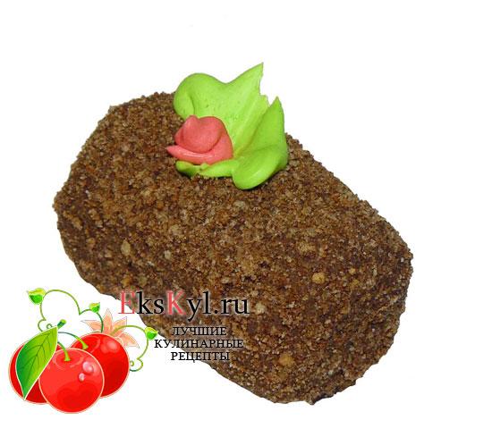рецепт приготовления десерта картошка из печенья
