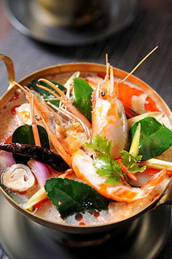 Рецепт супа том ям кунг