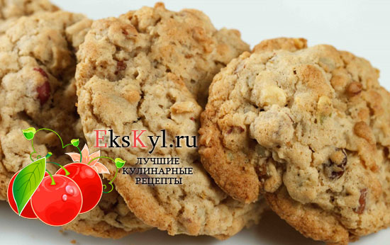 Рецепт печенья на огуречном рассоле
