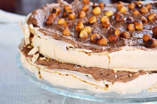 Рецепт торта Киевский