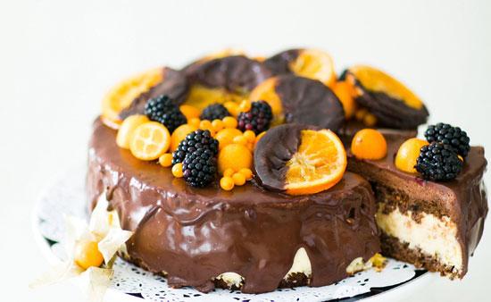 Рецепт торта Шоколадница