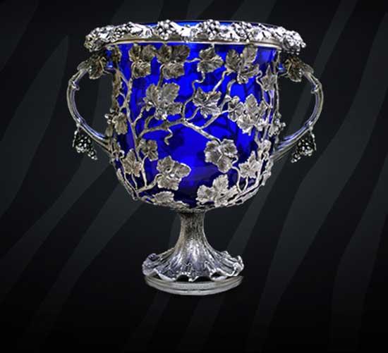 Столовое серебро Людовика XIV