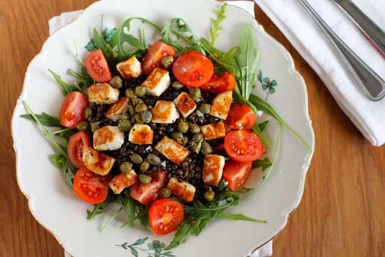 Салат с сухариками рецепт с фасолью