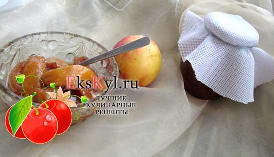 Приготовление варенья из нектаринов в мультиварке