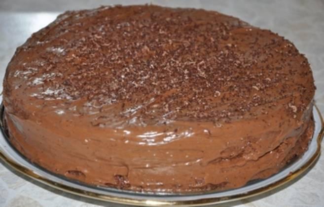Бисквитный торт рецепт и фото