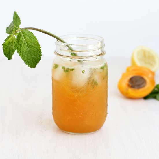 Рецепт абрикосового компота