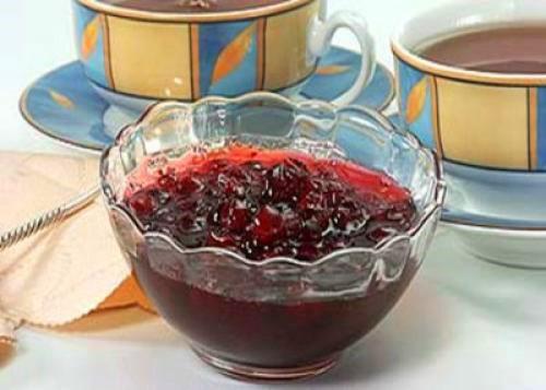 рецепт приготовления из красной рябины