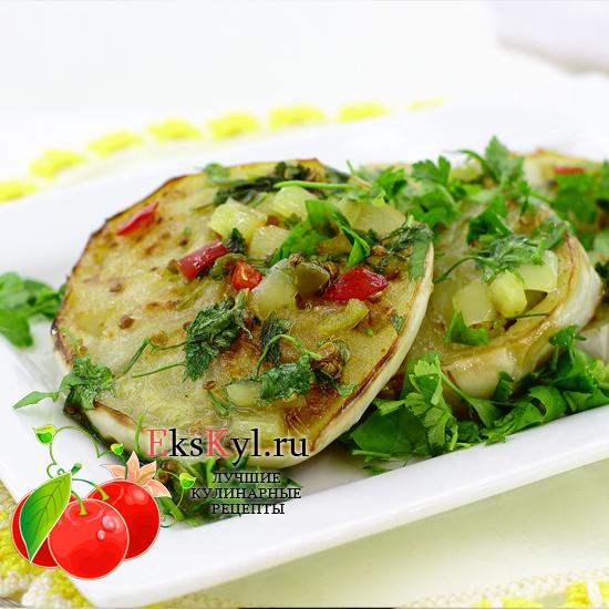 блюда из баклажанов рецепты