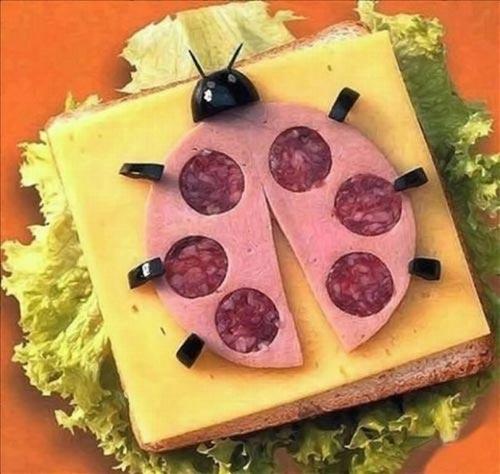 красивые бутерброды к празднику