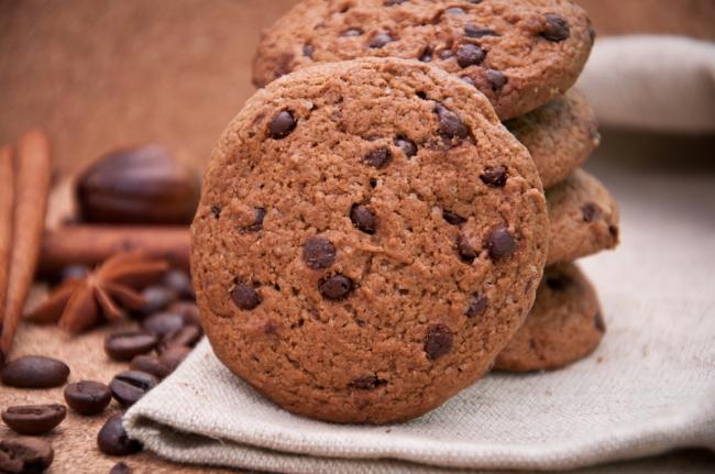 Как сделать печенье шоколадное