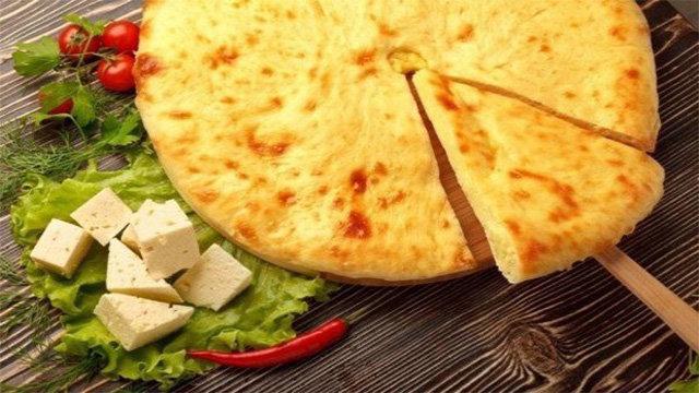 пирог осетинский с сыром