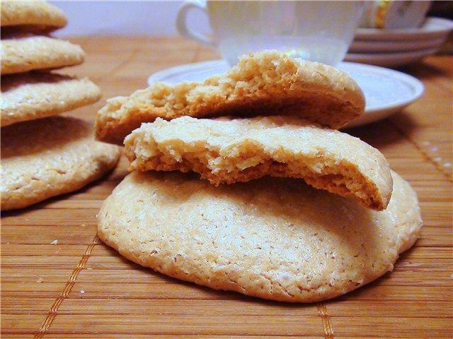 миндальное печенье от татьяны литвиновой рецепт