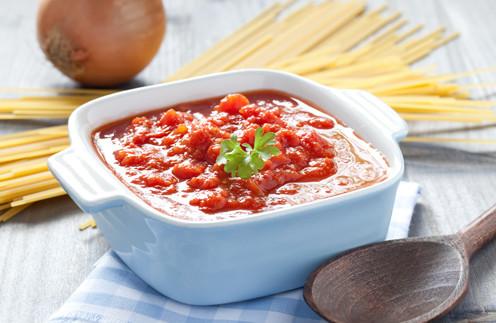 соус на основе томатной пасты