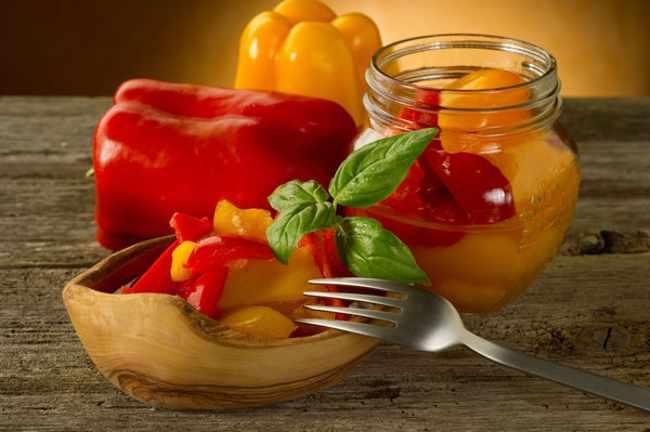 перец болгарский приготовление