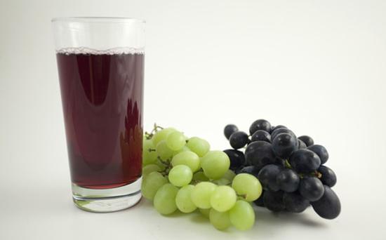 кислый виноградный сок