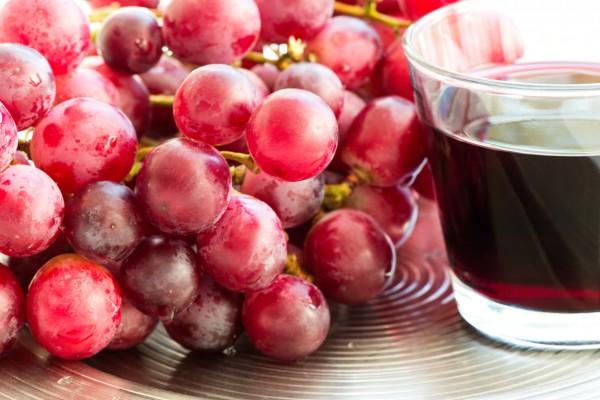 яблочно виноградный сок