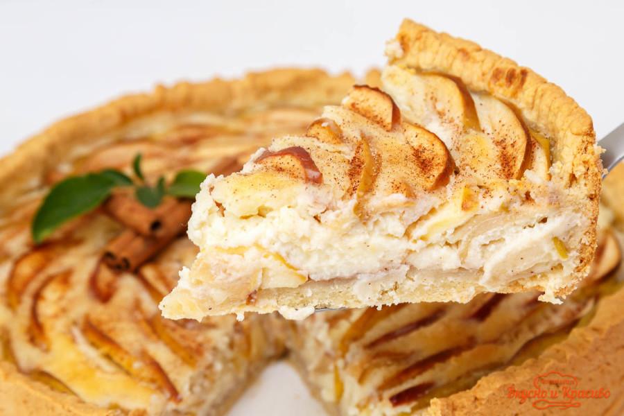 цветаевский пирог рецепт