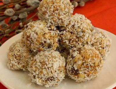 арахисовая гранола