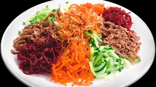 как приготовить салат ча-фан