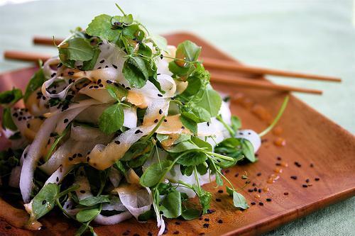 Салат из дайкона самый вкусный
