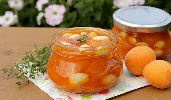 рецепт варенья из перезрелых абрикосов